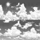 入道雲4種サムネ